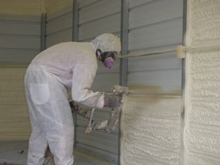 Agricultural Spray Foam image