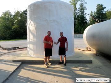 Commercial Spray Foam photo