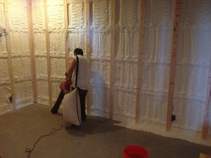 Spray Foam Insulation-image