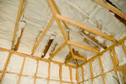 Open Cell Foam insulation pic