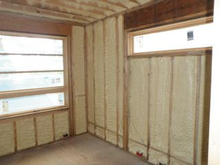 Residential Spray Foam company